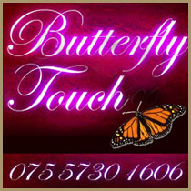 butterfly-touch' London